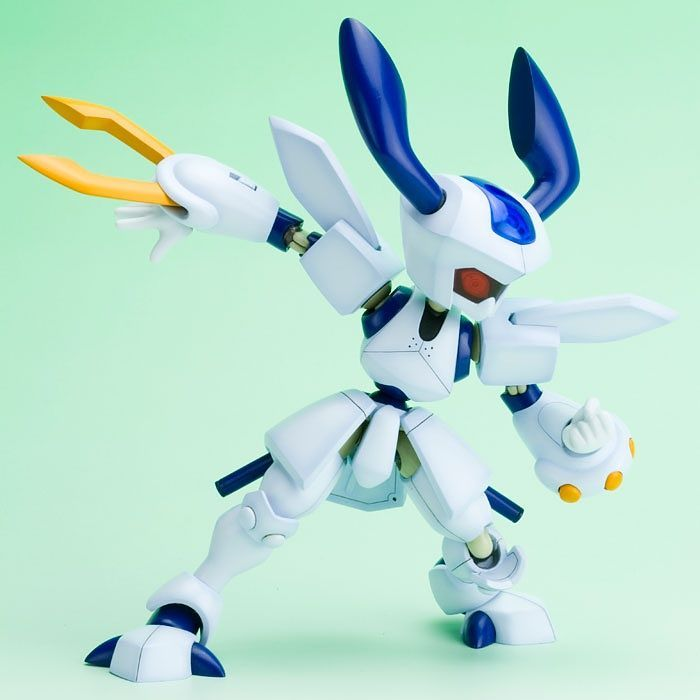 Medabots - ROKUSHO HEAD SCISSORS 1/6 Model Kit
