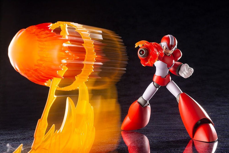 *PRE ORDER* Mega Man X 1/12 X Rising Fire Version Model Kit (DECEMBER)