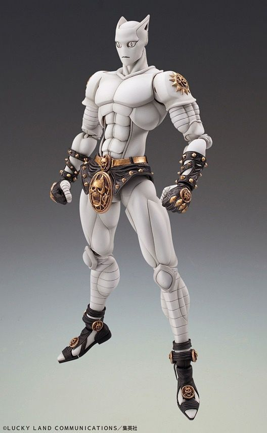 *PRE ORDER* JoJo's Bizarre Adventure: Part 4 - Diamond Is Unbreakable: Killer Queen (ETA MARCH)