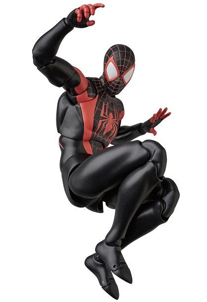 Marvel MAFEX No.092 Spider-Man (Miles Morales) Adult Ver.