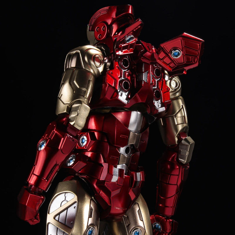 Sentinel Fighting Armor Iron Man Action Figure