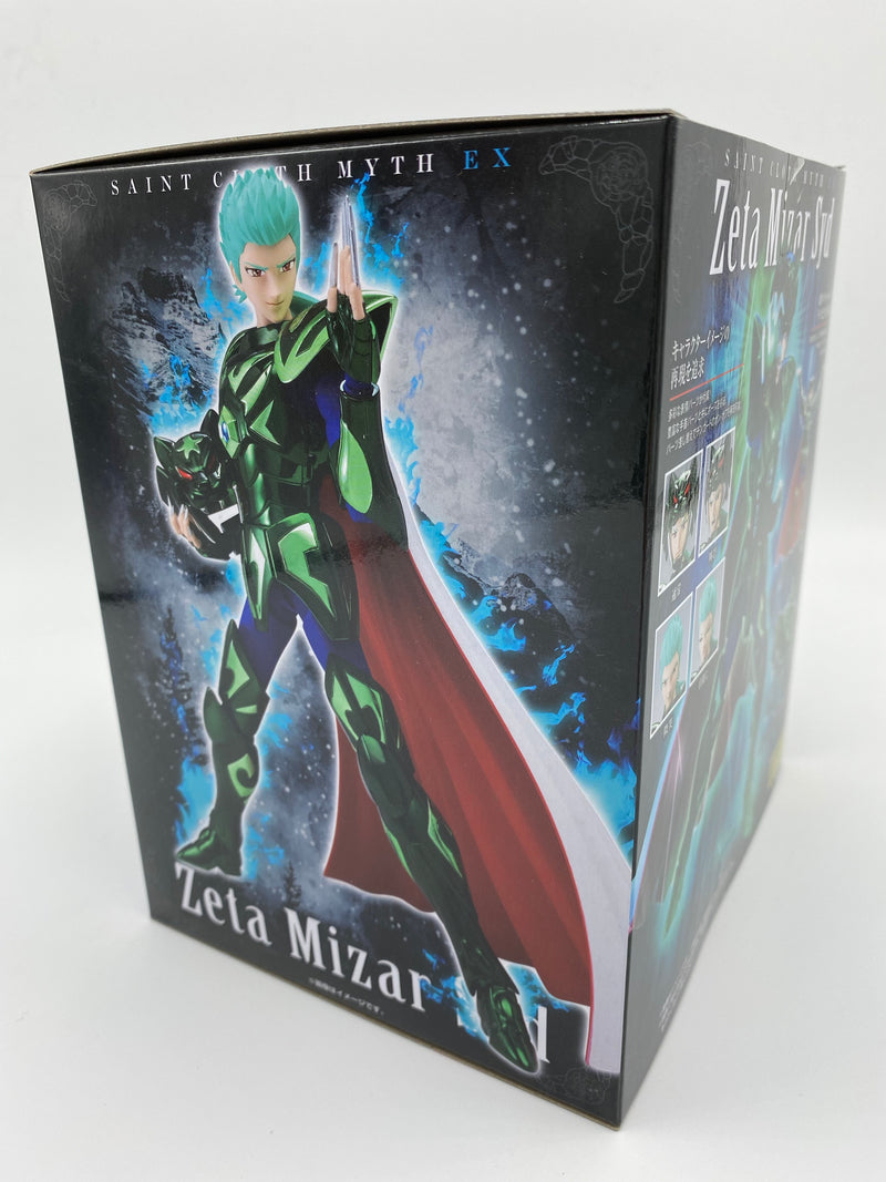 Saint Seiya Saint Cloth Myth Ex Action Figure Beta Mizar Zeta Syd