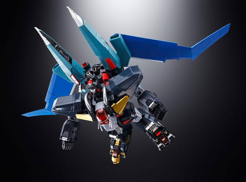 *PRE ORDER* Dancouga Soul of Chogokin Action Figure GX-94 Black Wing (ETA MARCH)