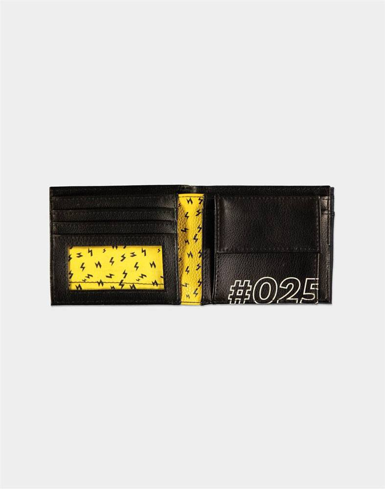 *PRE ORDER* Pokemon Bifold Wallet Pickachu (ETA JUNE)