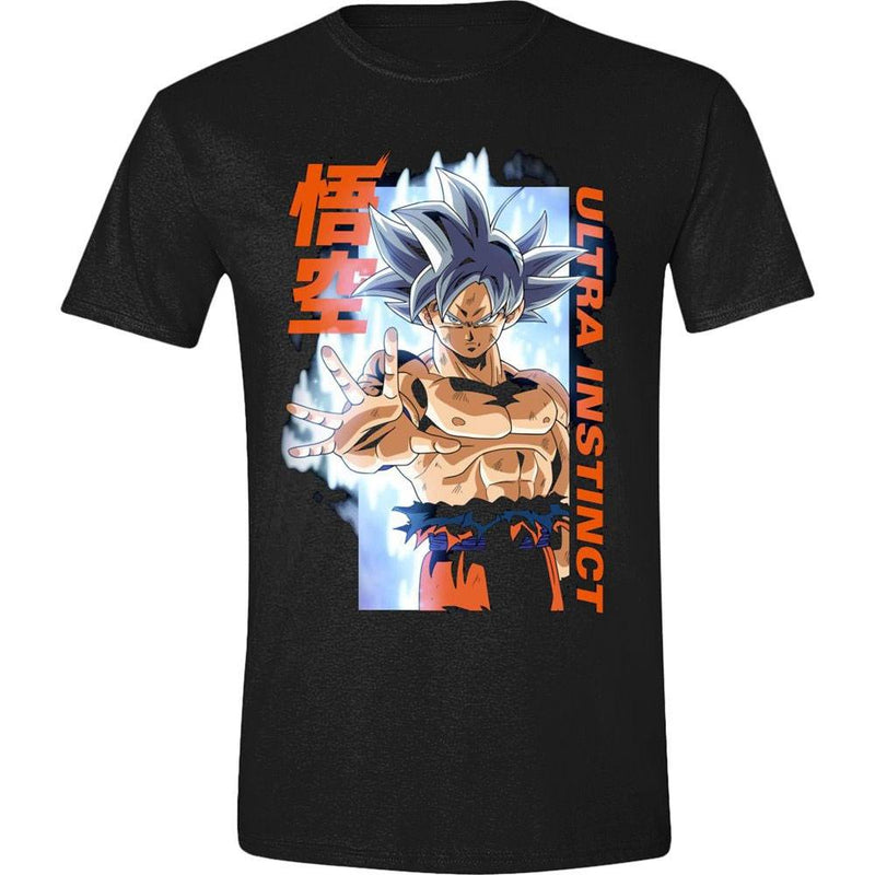 *PRE ORDER* Dragon Ball Z T-Shirt Ultra Instinct (ETA SEPTEMBER)