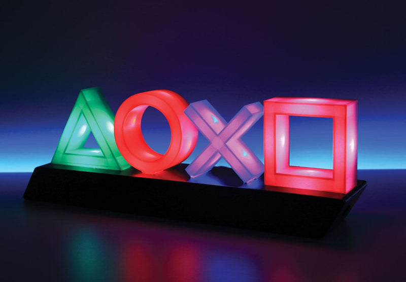 *PRE ORDER* PlayStation Light Icons 30 cm (ETA NOVEMBER)