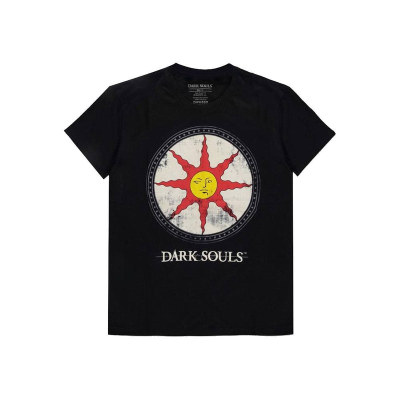 Dark Souls T-Shirt Solaire Shield