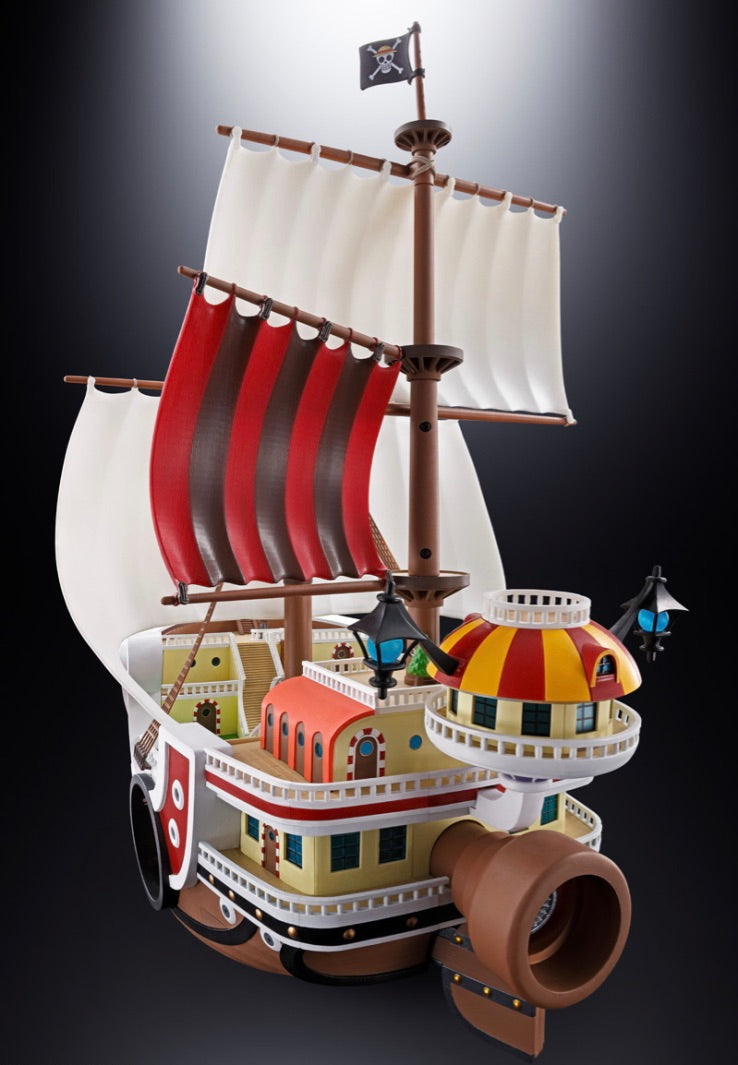 One Piece Chogokin Diecast Model Thousand Sunny (COMING SOON)