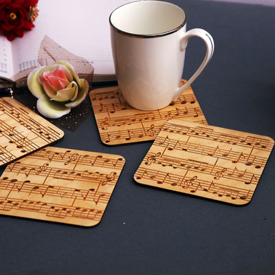 Music Lovers Coasters - THD-The Happy Dreams