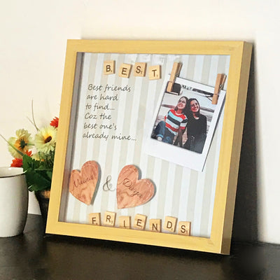 Personalized Best Friends Frame - THD-The Happy Dreams