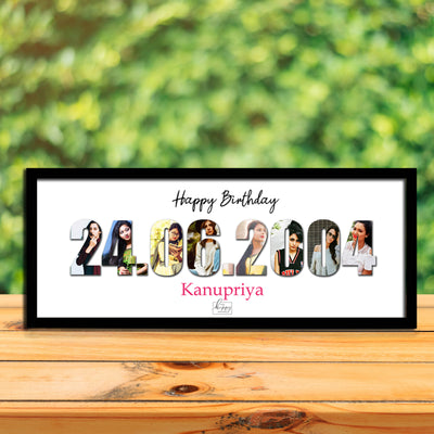 Birthday Frame - THD-The Happy Dreams