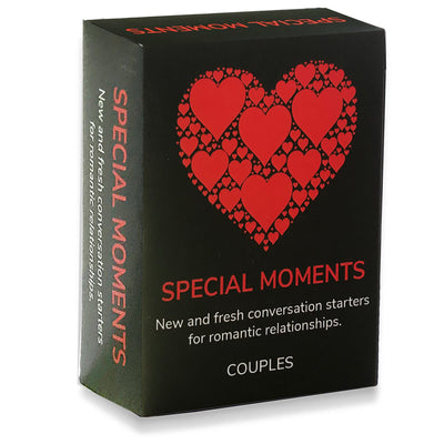Special Moments- ( Romantic Card game for Couples ) - THD-The Happy Dreams