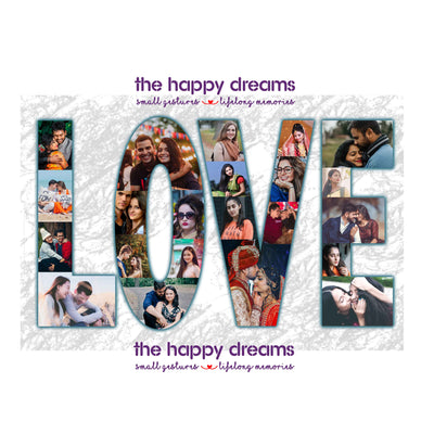 Love Frame - THD-The Happy Dreams