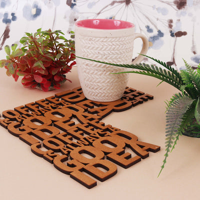 Coasters for Coffee Lover - THD-The Happy Dreams
