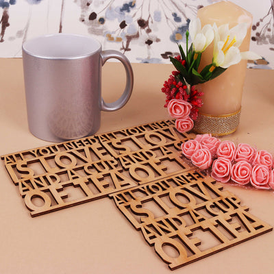 Coasters for Tea Lovers - THD-The Happy Dreams