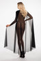 Adore Chloe The Kiss Me Again Sheer Cape O/S