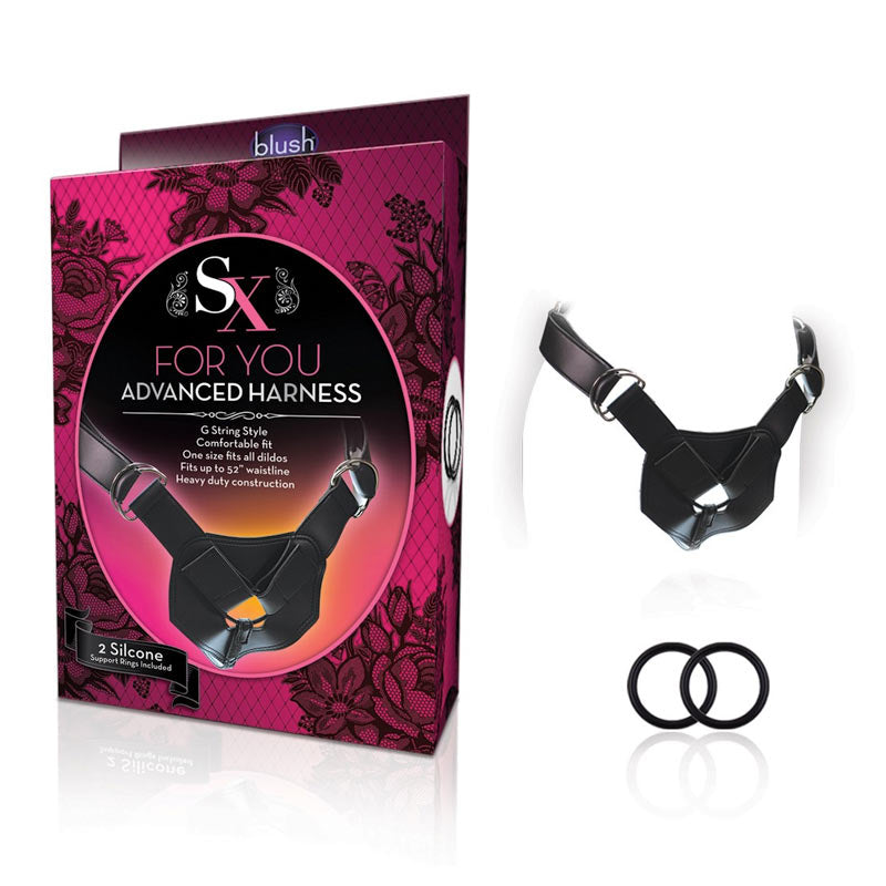 SX - Advanced  Harness Kit - Black