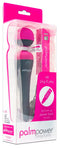 Palm Power Plug & Play Wand Massager