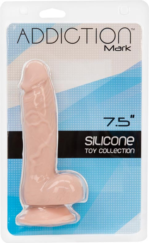 Addiction - Mark Silicone Dildo at Love Shop