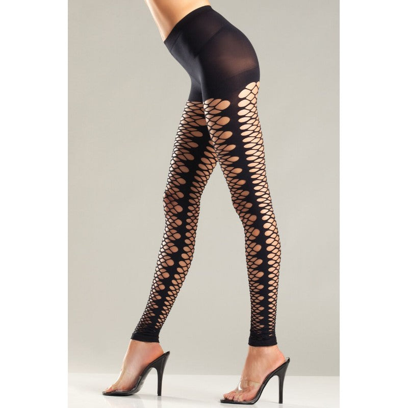 Kaleidoscope Footless Tights