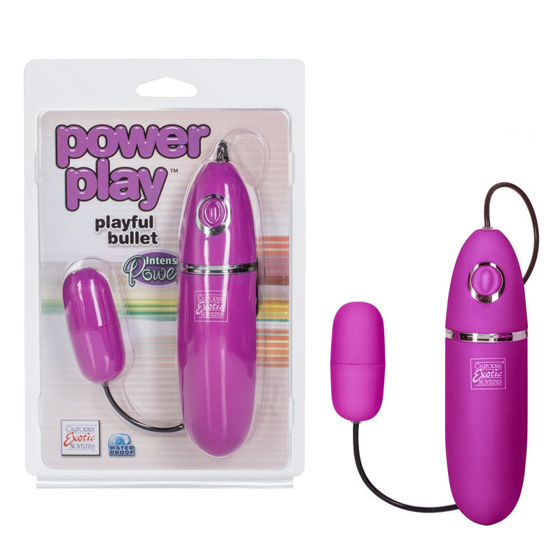 Power Play Playful Bullet