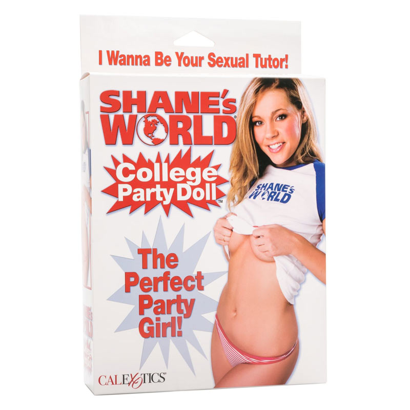 College Party Doll Shane's World