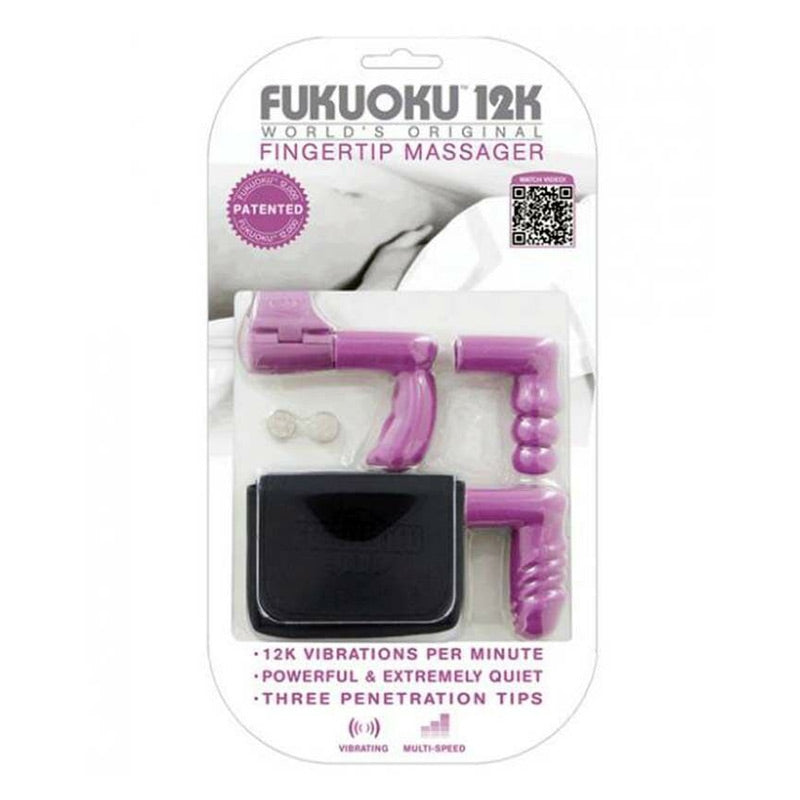 Fuzu 12K With 3 Attachments Massager