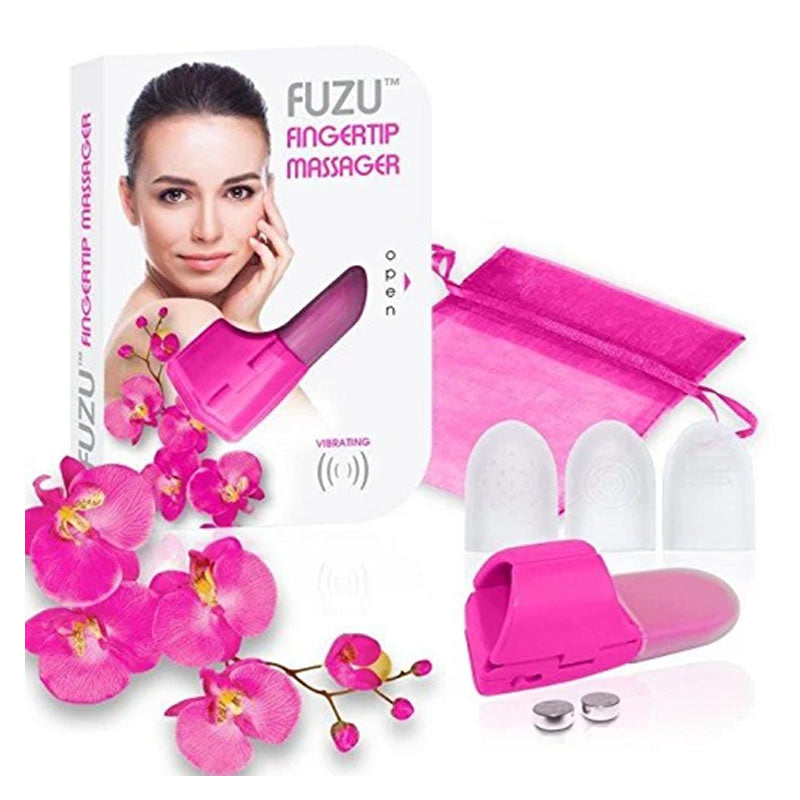 Fuzu Fingertip Massager at Love Shop