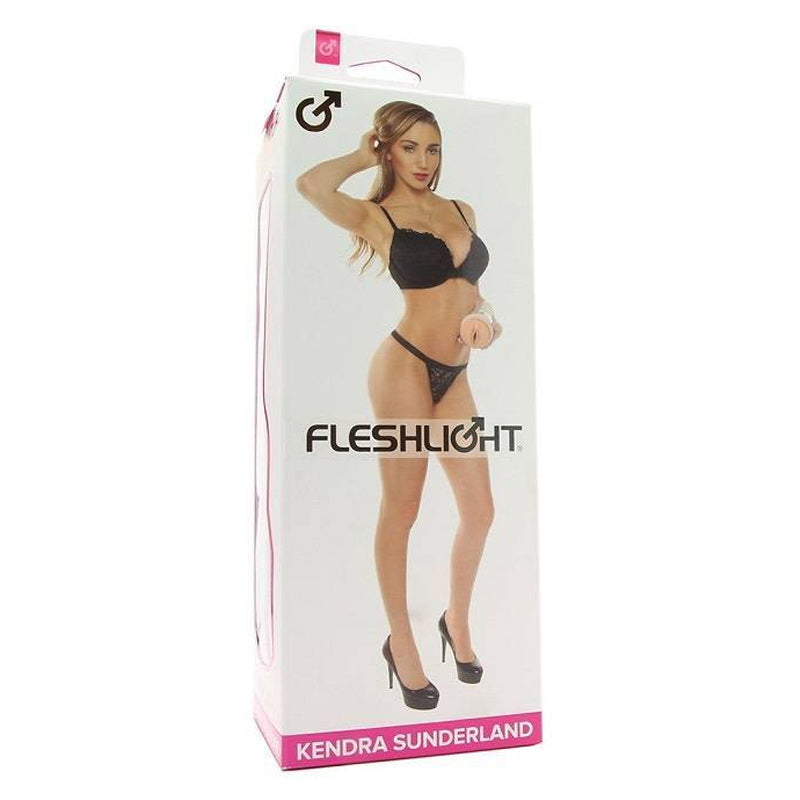 Fleshlight Girls: Kendra Sunderland at Love Shop