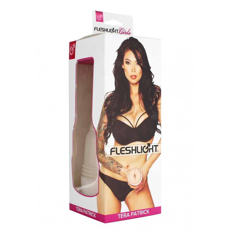 Fleshlight Girls: Tera Patrick Lotus at Love Shop