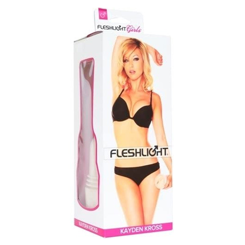 Fleshlight Girls: Kayden Kross Lotus at Love Shop