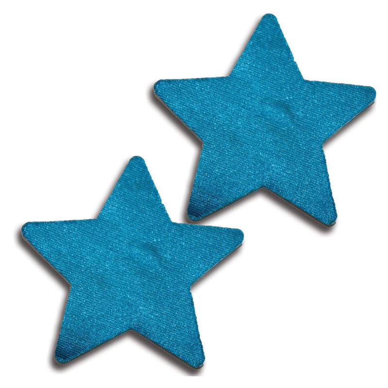 Set of Solid Star Pasties