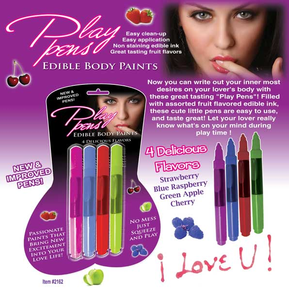 Play Pens Body Paint