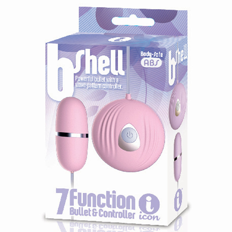 Bshell - 7 function bullet & controller at Love Shop
