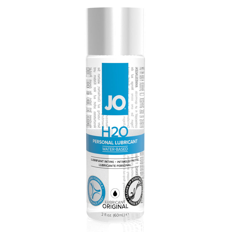 JO H2O Waterbased Lubricant