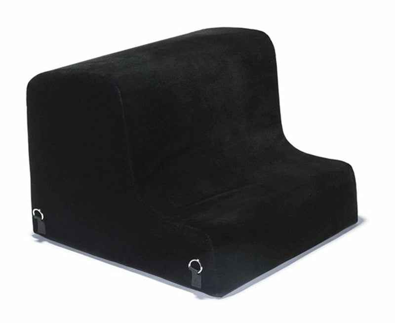 Liberator Obeir Spanking Bench With Microfiber Cuffs Black