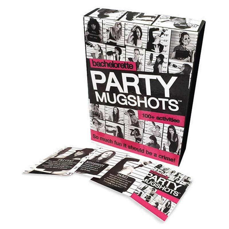 Little Genies Bachelorette Party Mugshots at Love Shop