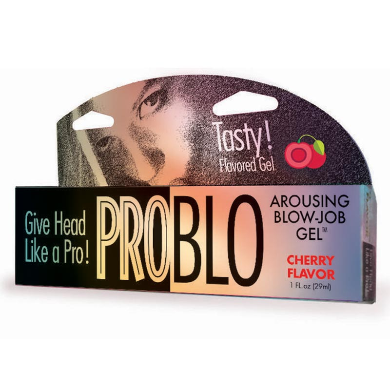 Pro Blo Oral Pleasure Gel Arousers For Men at Love Shop
