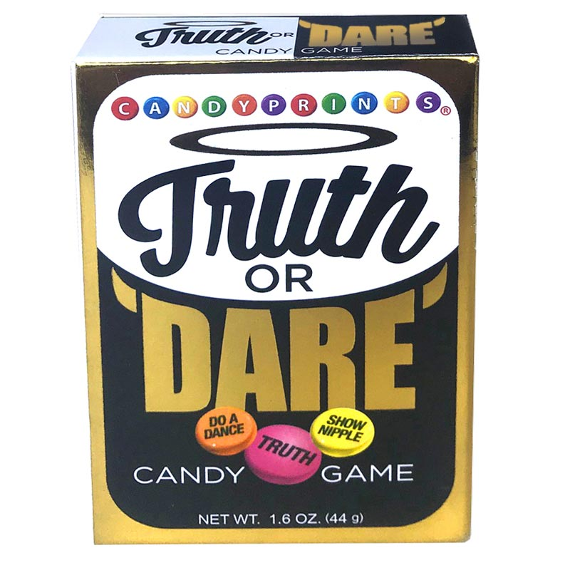 Little Genies Truth Or Dare Candy Single Candy at Love Shop