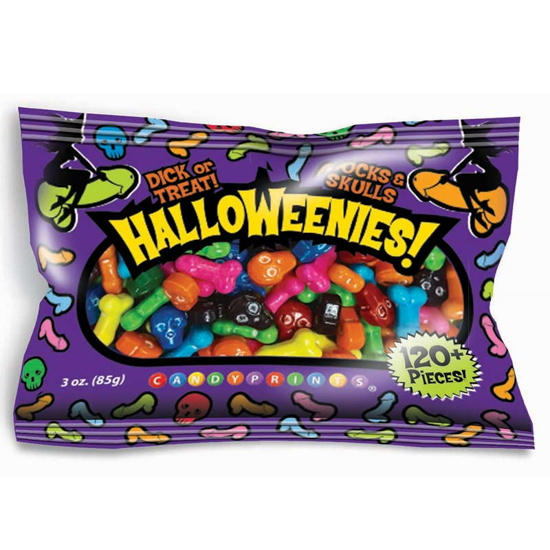 Little Genies Halloweenies 3 oz Candy at Love Shop