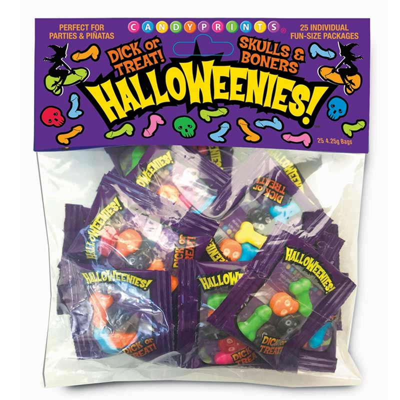 Little Genies Halloweenies Minis Candy at Love Shop