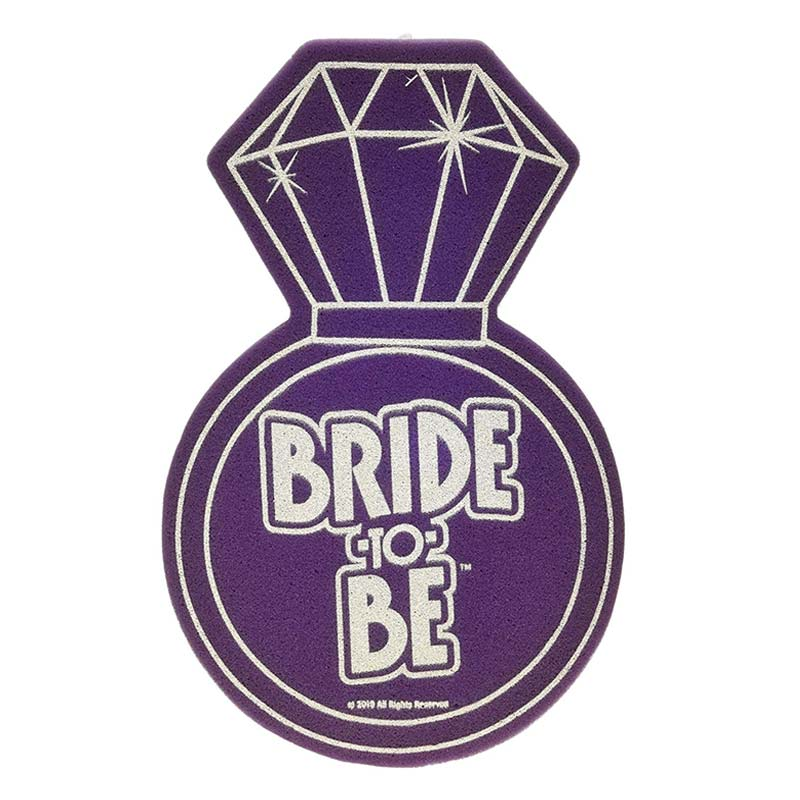 Little Genies Bride To Be Ring Foam Party Item at Love Shop