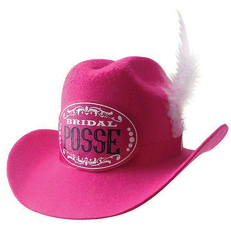 Little Genies Posse Cowboy Hat Bachelorette & Bachelor Item at Love Shop