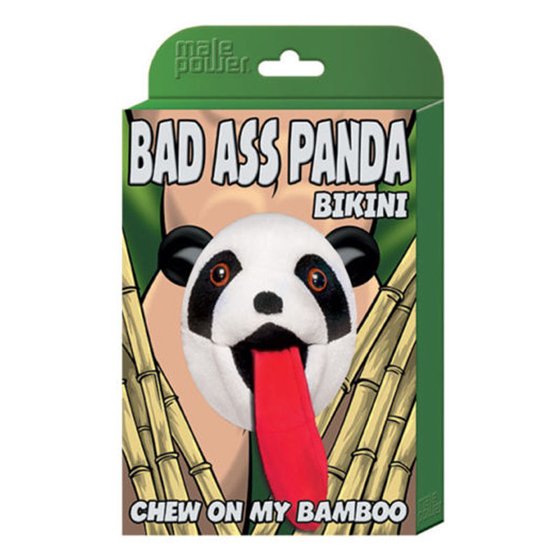 Novelty Bad Ass Panda Bikini