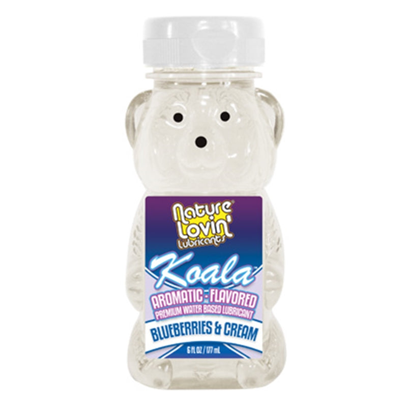 Koala Water Based Flavored Lubricant