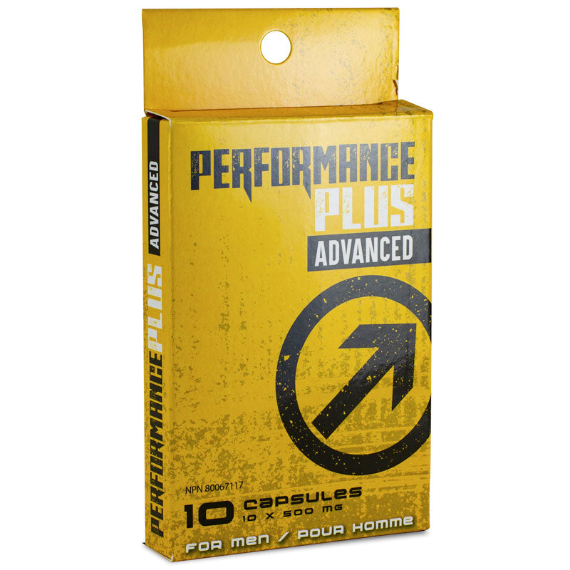 Performance Plus Advanced Male Enhancement Pills