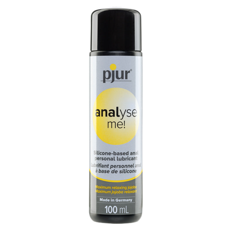 Pjur Analyse Me! Glide 100 ml at Love Shop