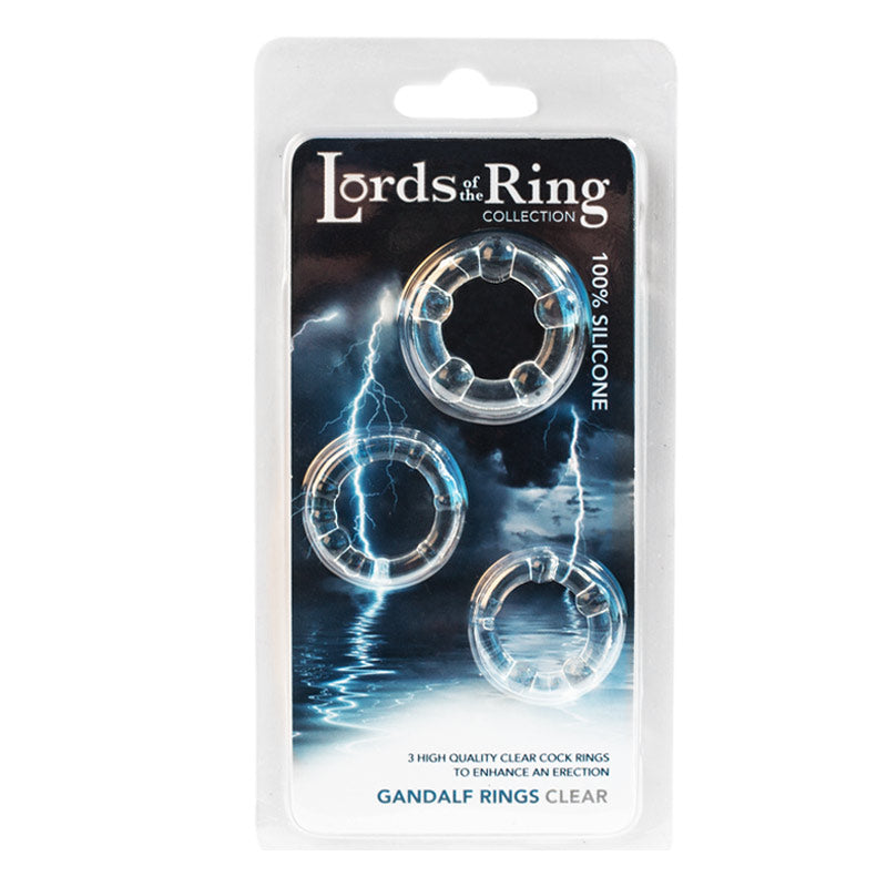 Lords of The Ring Cock Ring Gandalph at Love Shop