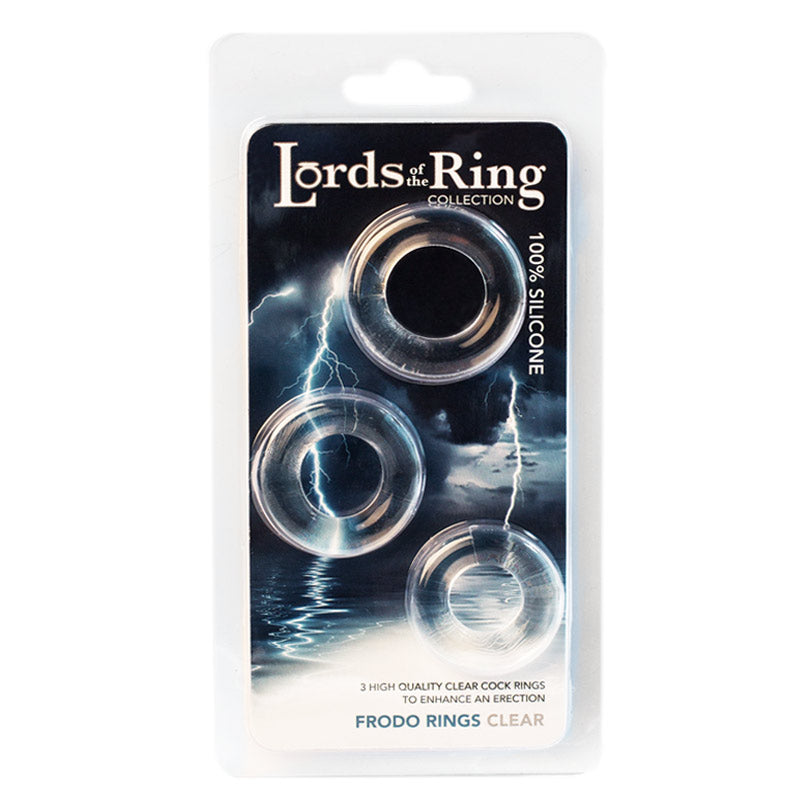 Lords of The Ring Cock Ring Frodo at Love Shop