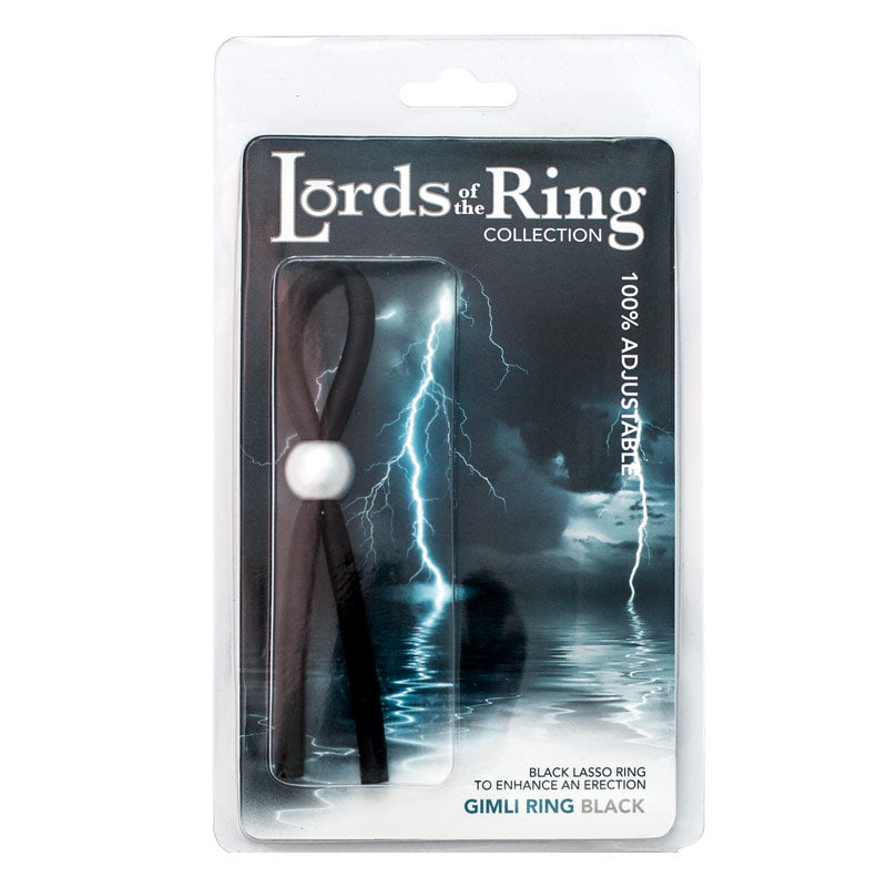 Lords of The Ring Cock Ring Gimli at Love Shop